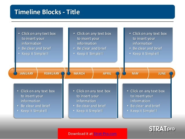 Timeline ppt template toneelgroepblik Image collections