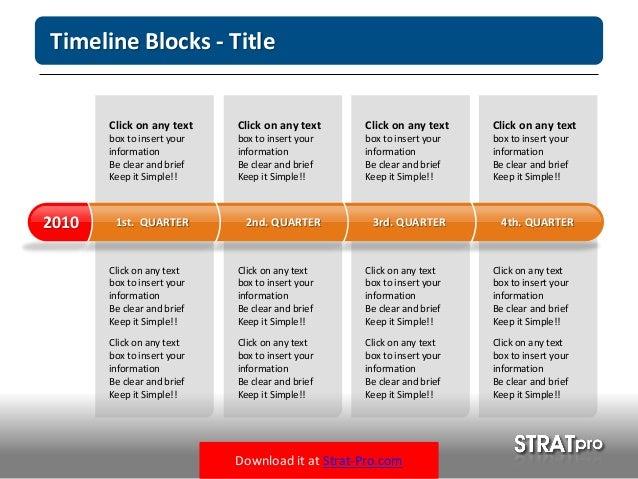 Quarterly timeline template akbaeenw quarterly timeline template toneelgroepblik Images
