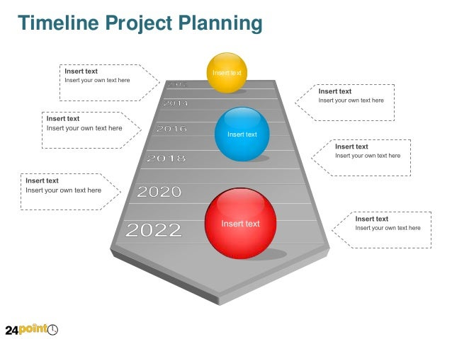 timeline project planning powerpoint presentation