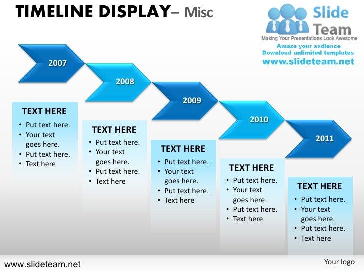 Ppt Roadmap Template Insssrenterprisesco - Roadmap timeline template