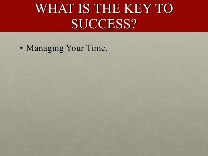 Time Management for New Members Slide 2