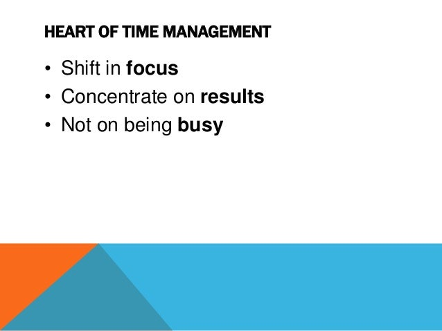 """TIME MANAGEMENT • Common thread throughout three questions? • """"...do I want to do...?"""" • Making, organizing and executing ..."""