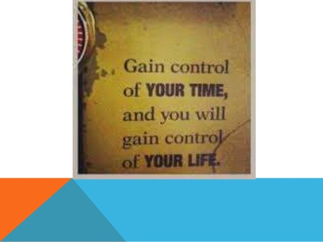 5. SCHEDULING • Effective • Keeps you on track • Protects from stress