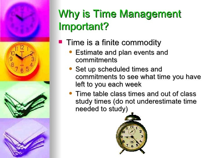 importance of time 2 essay