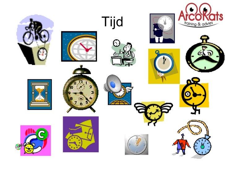 Time management capita selecta Slide 2