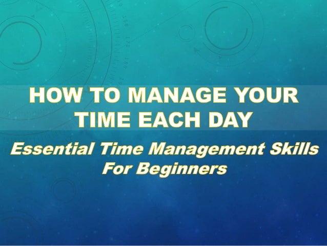 INTRODUCTION 1  Time management is the process of organizing and planning how to divide your time between specific activi...