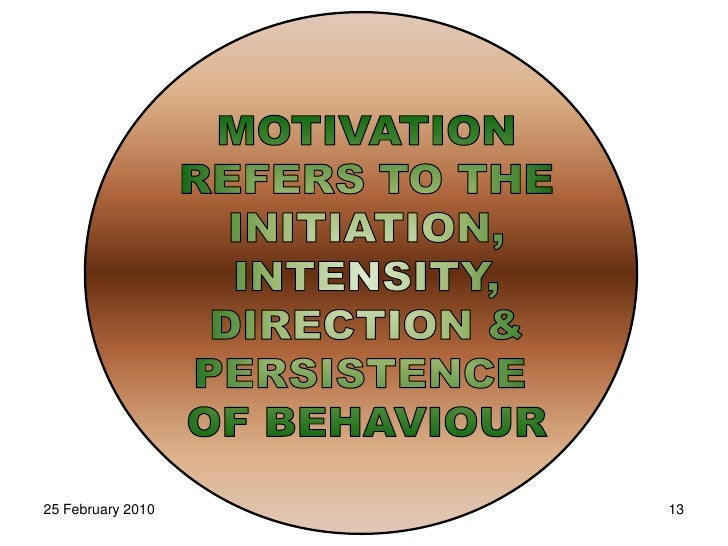 time management and motivation The psychology of time management  the key to motivation is motive for you to develop sufficient desire to develop time power, you must be intensely.