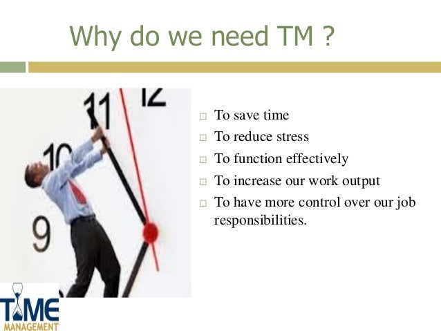 time management business presentation powerpoint