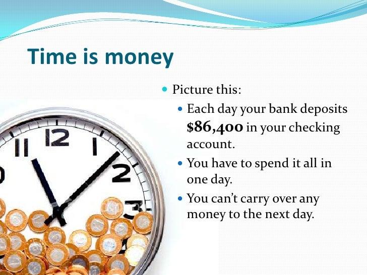 Time Slide