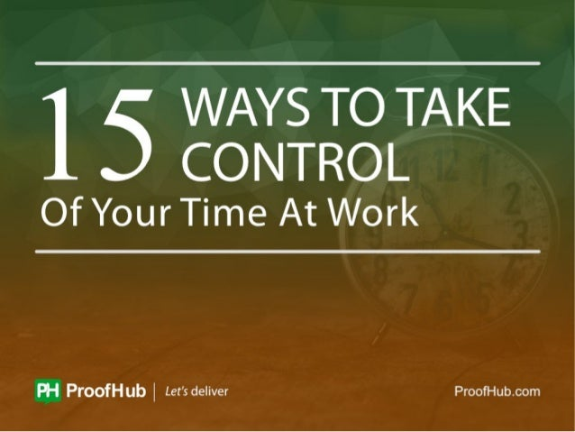 Complete your most crucial tasks first. 01