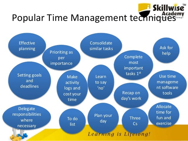 Skillwise Time Management