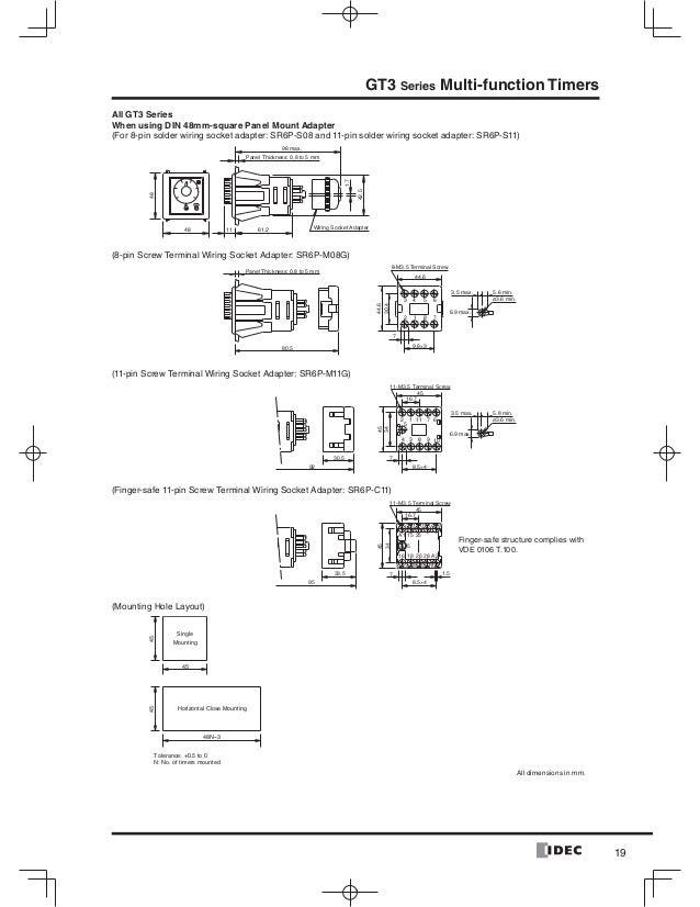 Idec relay wiring diy wiring diagrams catalog timer idec www haophuong com rh slideshare net idec relay wiring diagram idec smart relay wiring diagram cheapraybanclubmaster Choice Image