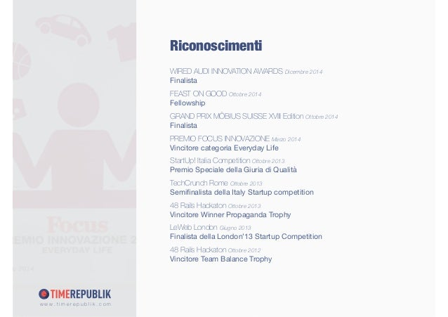 Timerepublik Presentazione Per Leroy Merlin