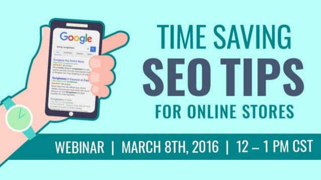 Work Smarter with SEO Time Saving Tips to Drive More Sales