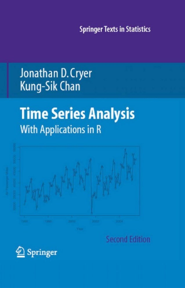 Timeseries Analysis with R