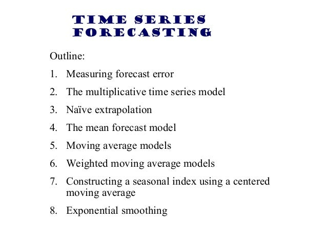time series forecasting stock price forecasting Abstract: forecasting has an important utility with respect to stock prices it is the  case with all listed companies that facilitates buyers to stocks to take probably.