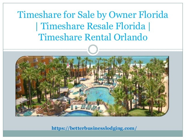 how to sell timeshare by owner