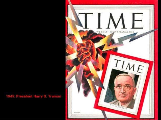 1947: George Marshall
