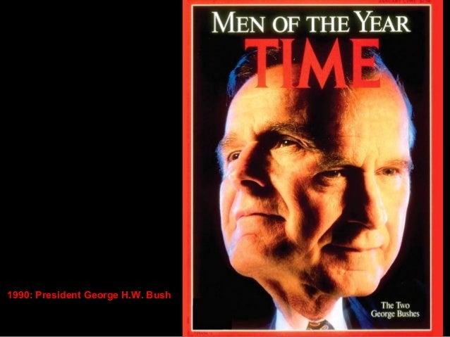 1992: President Bill Clinton