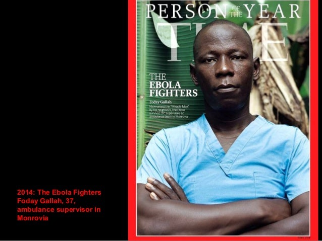 2014 Person of the Year runners-up