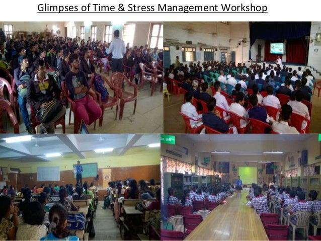 Glimpses of Time & Stress Management Workshop