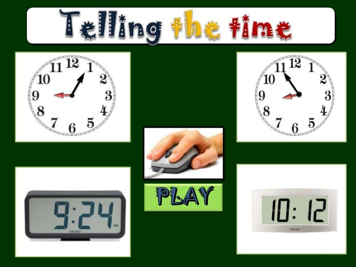 9 free esl telling the time powerpoint presentations, exercises.