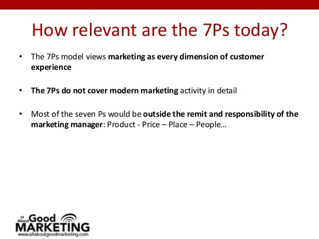 7ps of marketing with examples of tesco