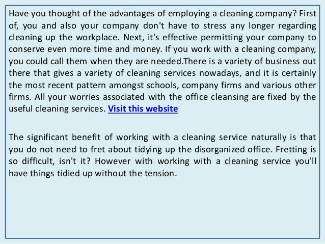 Time to shine commercial & residential cleaning company Slide 2