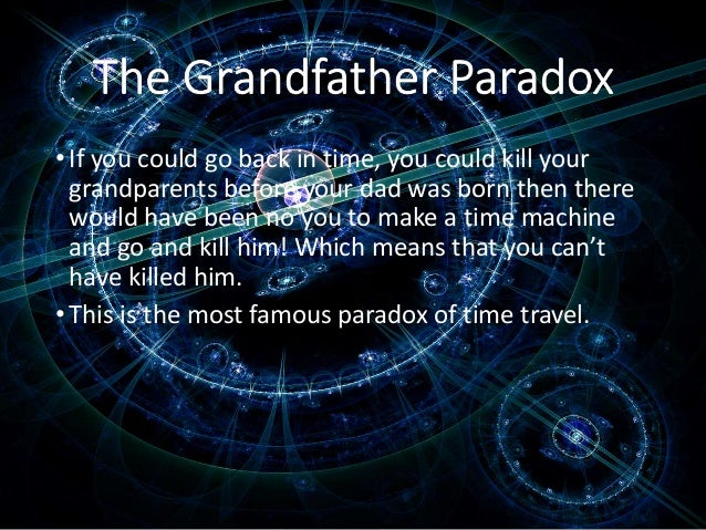 Backward Time Travel Theory