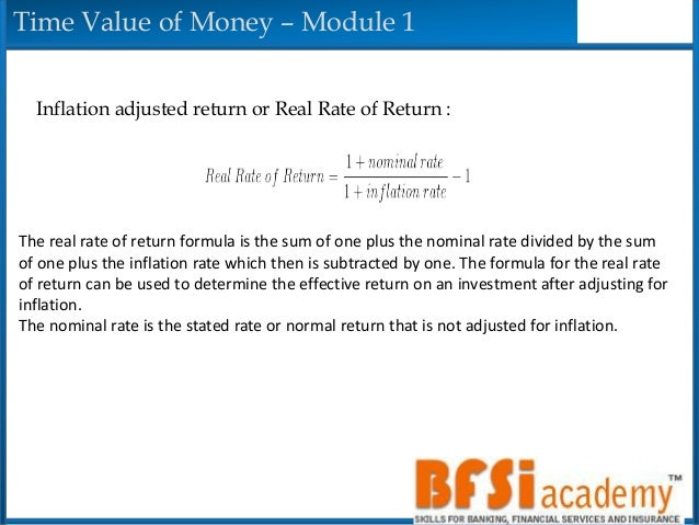 time value of money formula The time value of money application operates on the convention that money invested is considered positive and money withdrawn is considered negative in a compound interest problem, for example, if a positive value is input for the , then a computed will be displayed as a negative number.