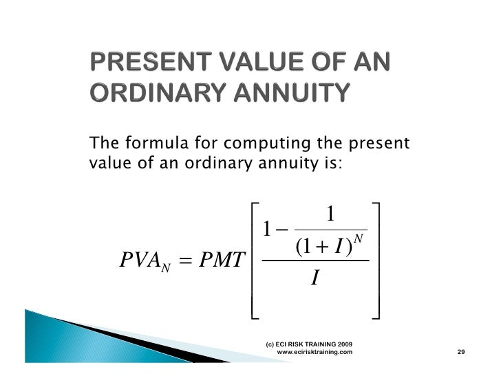 present value of an ordinary annuity table 4 hibiscus hotel
