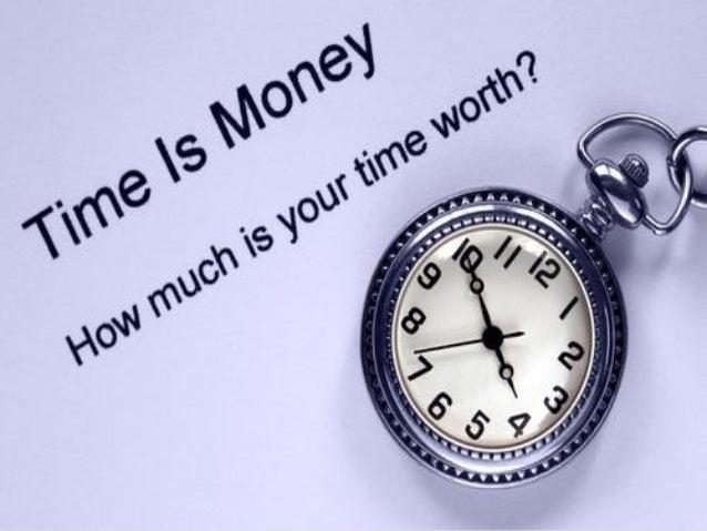 Time Value of Money (Financial Management) Slide 2