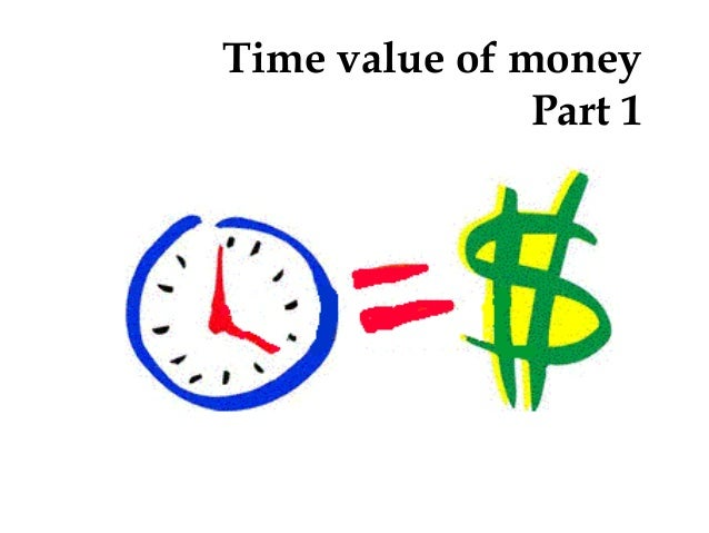 Time Value Of Money Part 1
