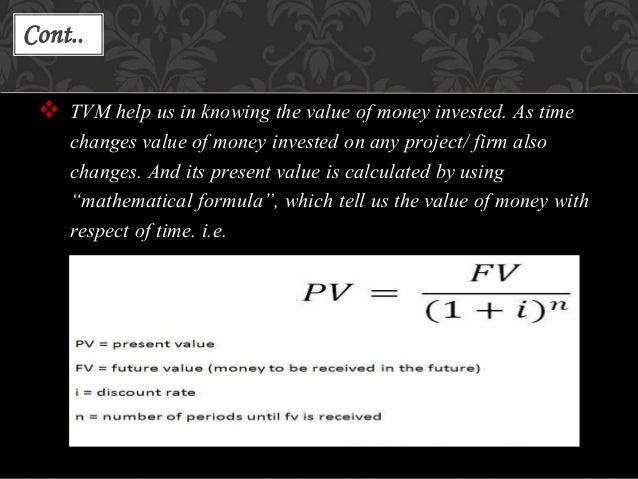 Time value of money ppt. Slide 3