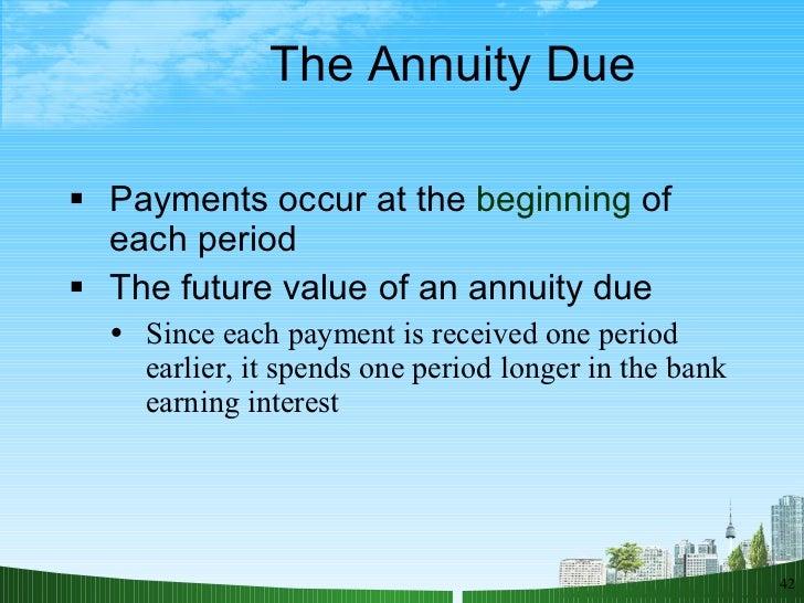 Time Value Of Money Ppt Bec Doms