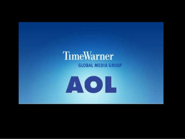 Case Study: America Online (AOL) Merger with Time Warner (TWX)