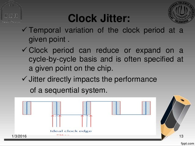 Timing issues in digital circuits