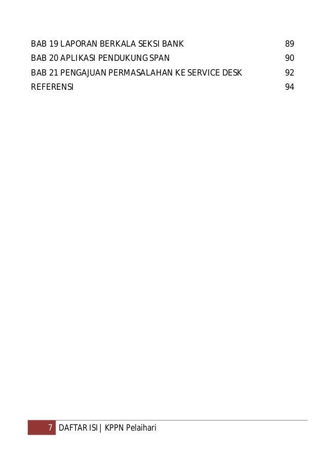 8 BAB 1 TUGAS DAN URJAB SEKSI BANK  KPPN Pelaihari BAB 1 TUGAS DAN URJAB SEKSI BANK A. Dasar Hukum 1. Peraturan Menteri Ke...