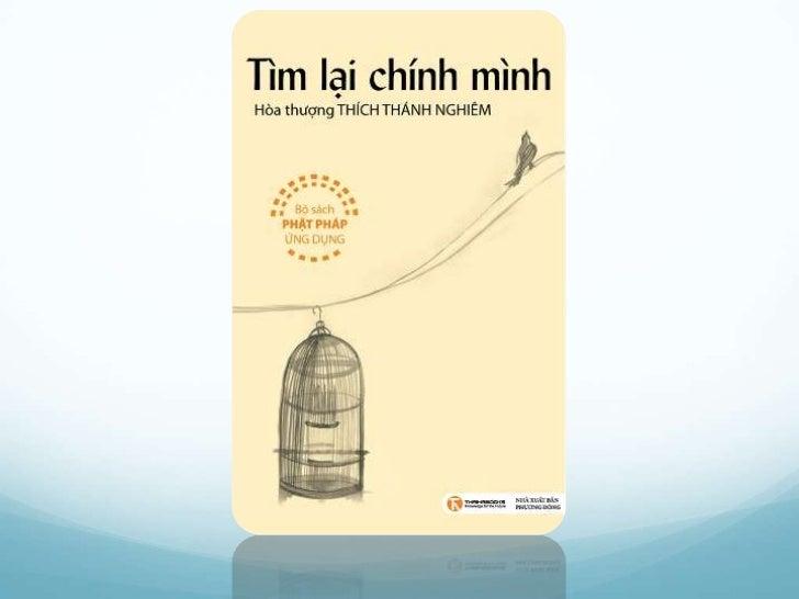 Tìm lại chính mìnhTôi tình cờ tìm thấy cuốn sách này trong mấy ngày đầu khámphá kho sách trên Alezaa.com. Thực ra, tôi đã ...