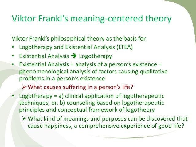 viktor frankl s vs maslow C george boeree, phd: personality theory: a biosocial approach 136 viktor frankl c george boeree, phd: personality theory: a biosocial approach.
