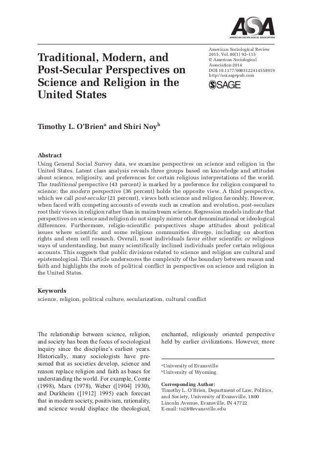 American Sociological Review 2015, Vol. 80(1) 92–115 © American Sociological Association 2014 DOI:10.1177/000312241455891...