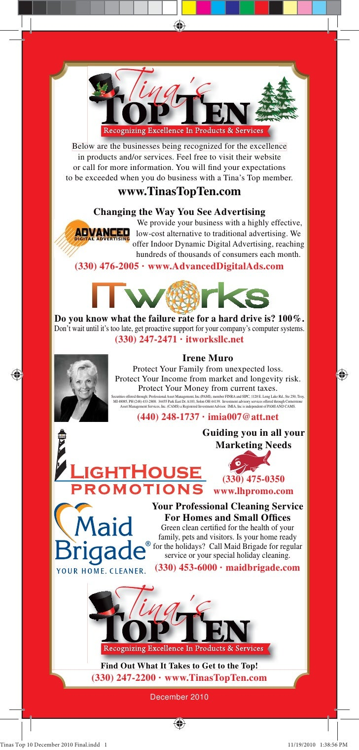Below are the businesses being recognized for the excellen                             ow                                 ...