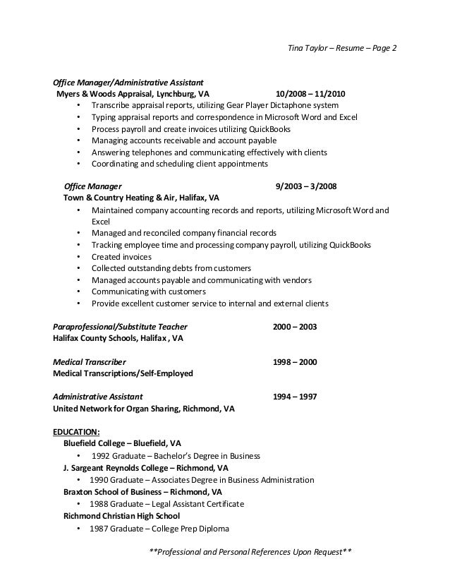 Stunning Halifax Accounting Resume Ideas - Best Resume Examples and ...