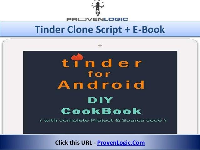 Tinder Clone Script + Programming Tutorial