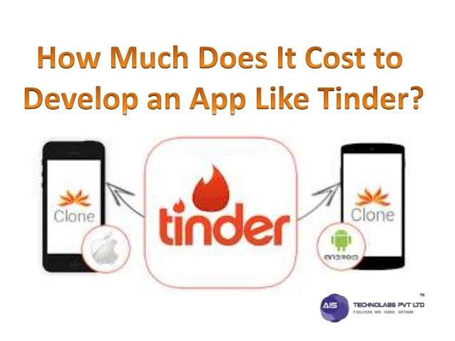 Cost for tinder