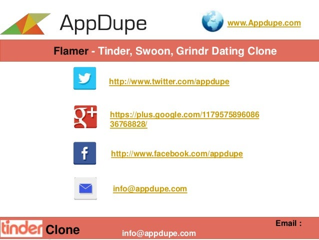 dating website clone