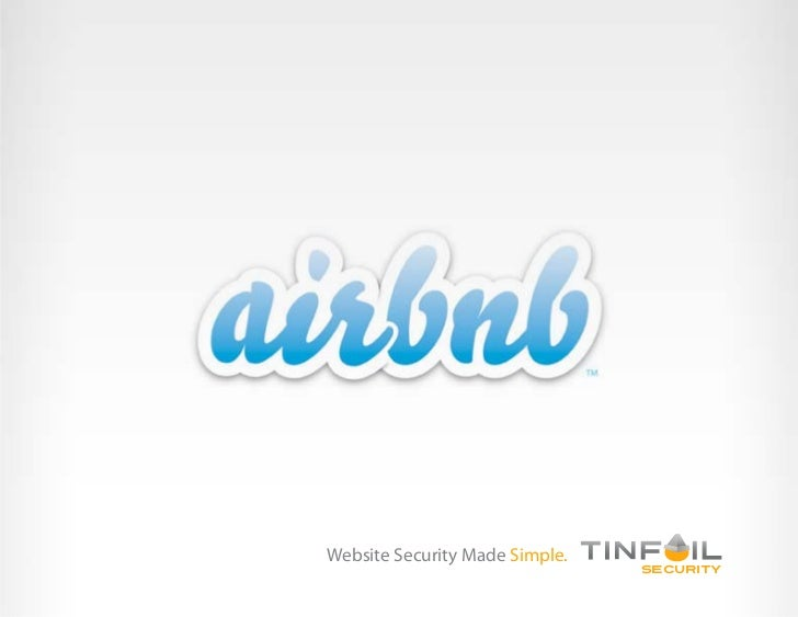 TinfoilSecurity Slide 3