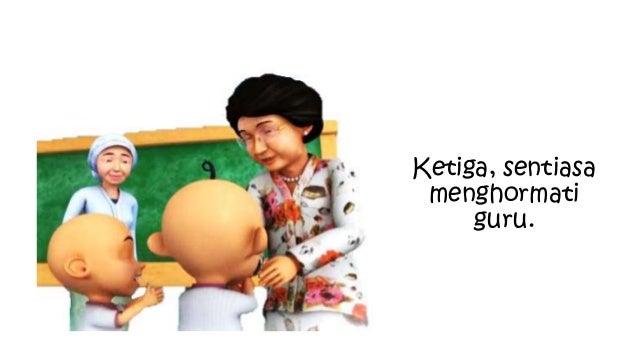 Tingkah Laku Di Dalam Kelas