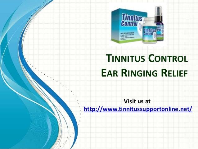 Tinnitus Control Review