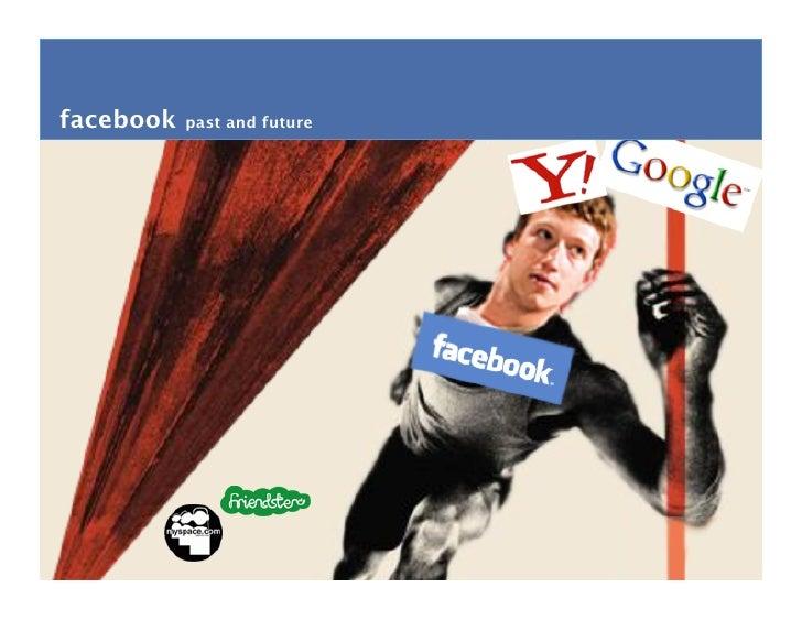 facebook   past and future
